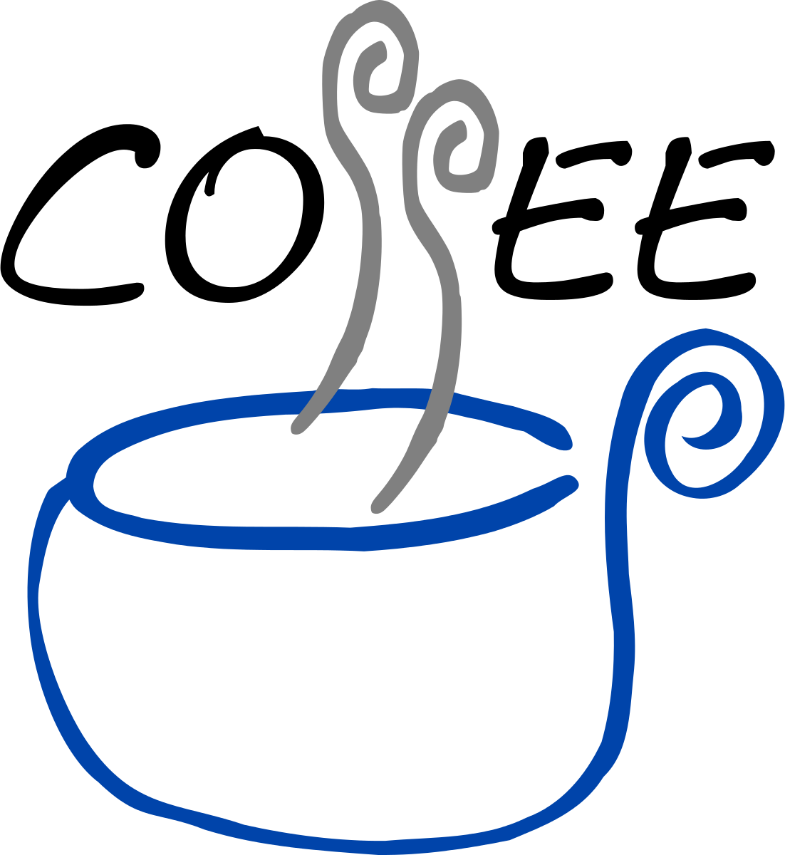 Clip Art For Coffee And Tea