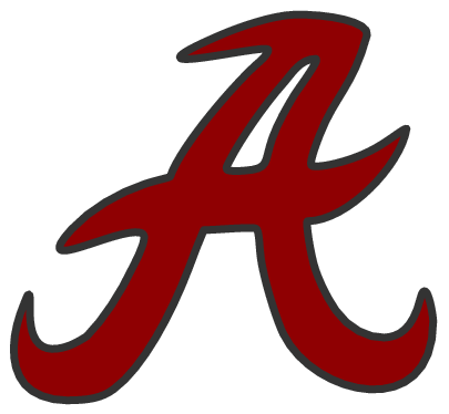 Alabama Crimson Tide Logo - Download 33 Logos (Page 1)