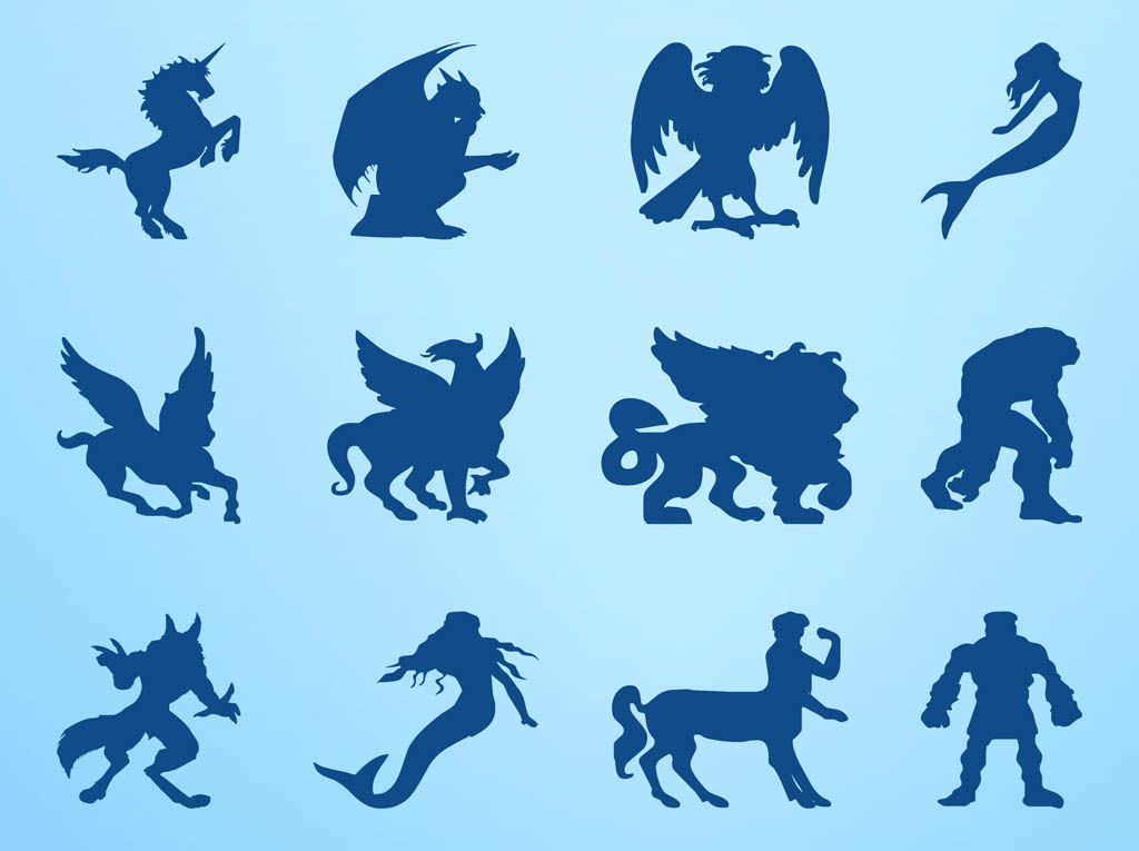 clip art mythical animals - photo #6