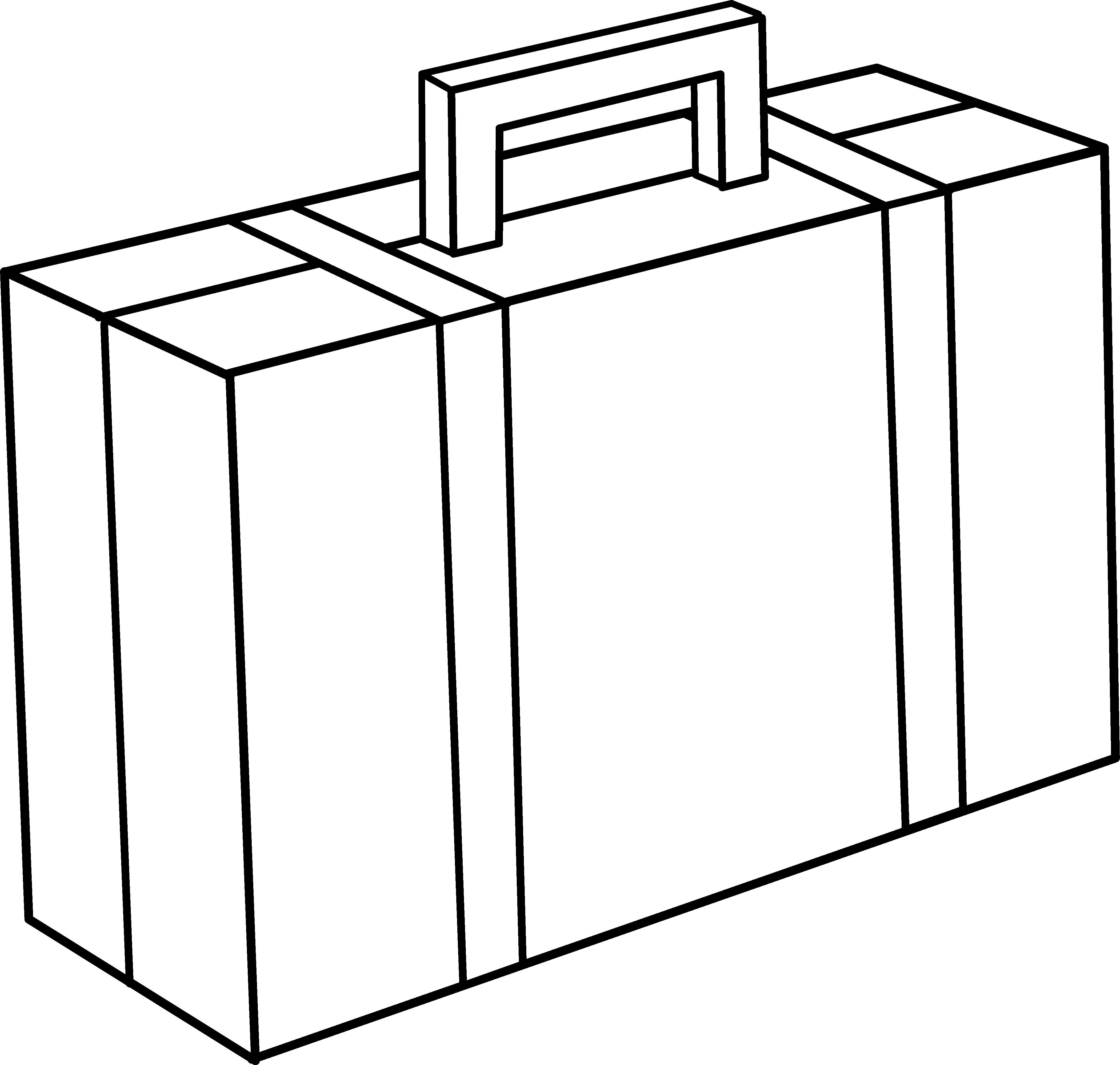Briefcase clip art cliparts co