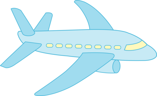 Free Clip Art For Airplanes