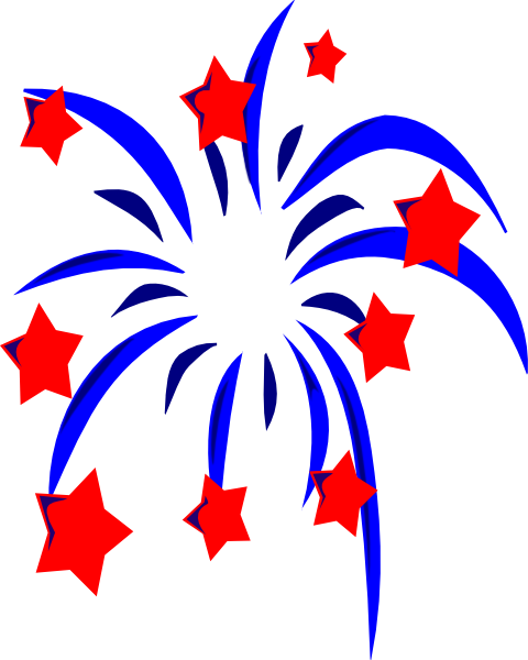 cartoon pictures of fireworks cliparts co