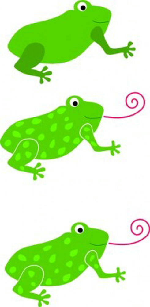 Frog Granota Grenouille Clip Art | Free Vector Download - Graphics ...