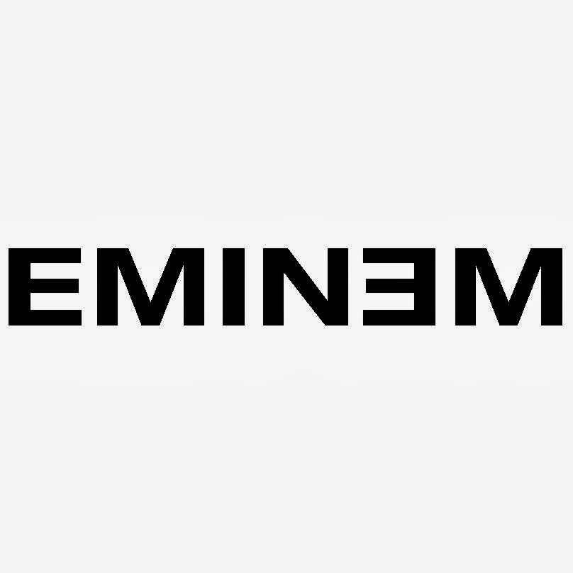 quiz logo: popular eminem logos