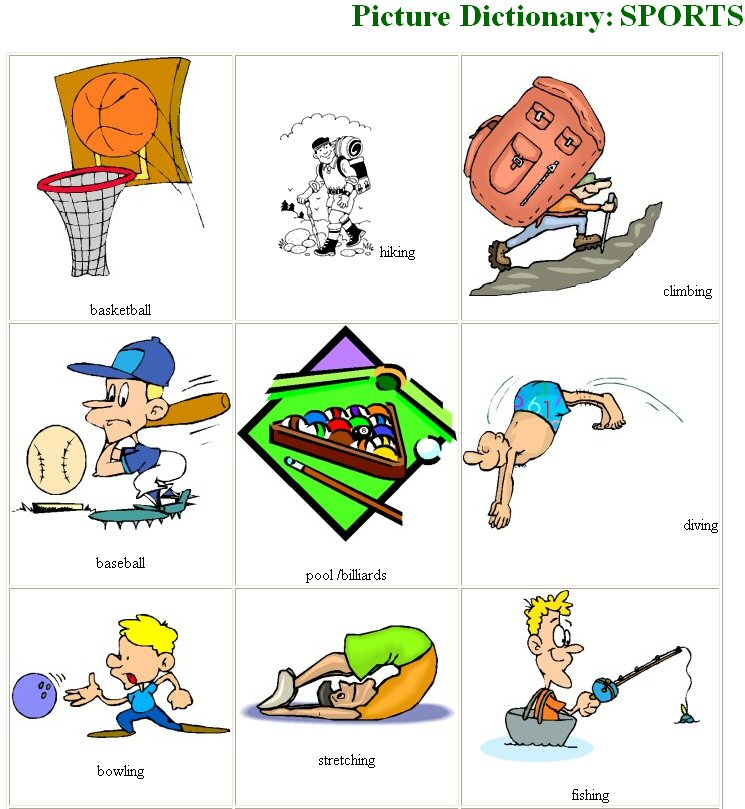 teaching vocabulary by using cartoon picture