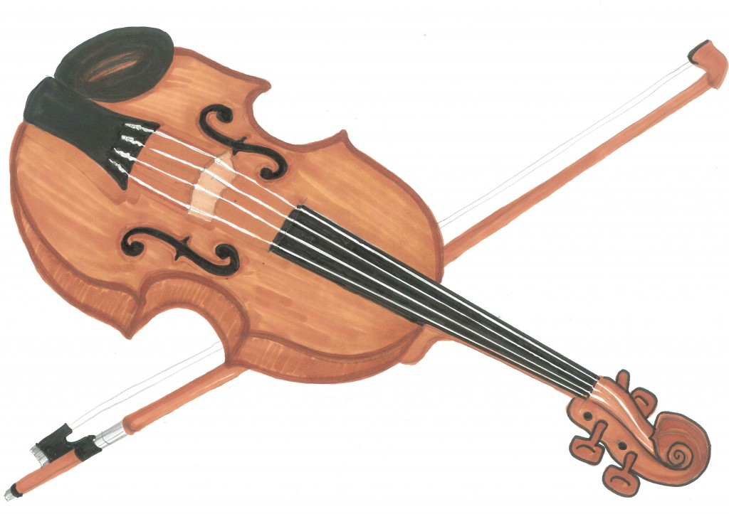 Violin Clip Art Free