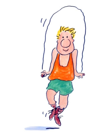 Exercise Cartoon - Cliparts.co