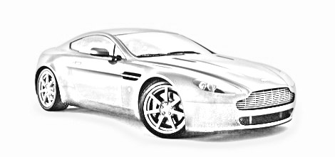 Cars Drawings In Pencil - Gallery