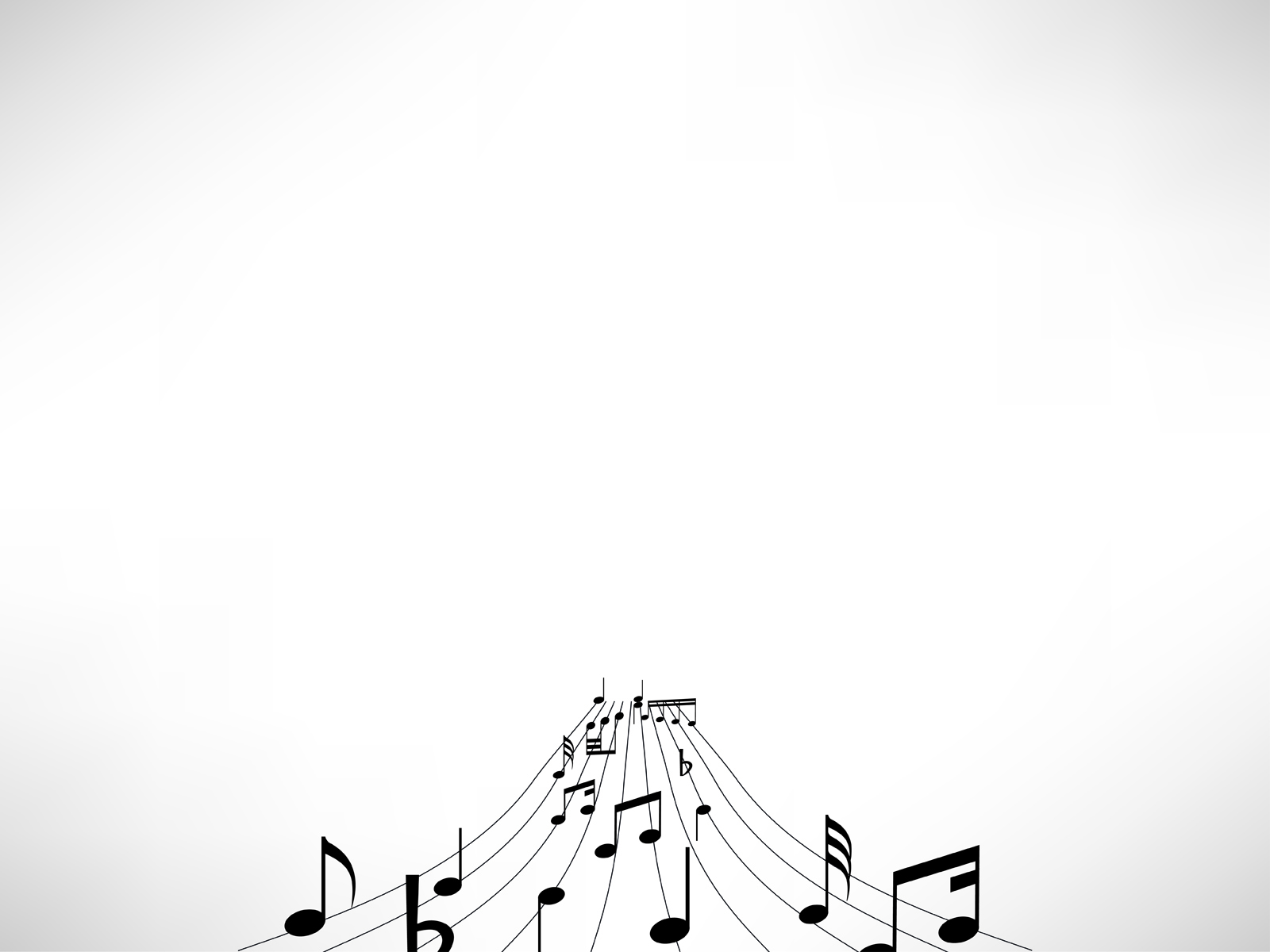 Music Notes Background 2 Cool Wallpapers | Wallpaper Joo - Cliparts.co