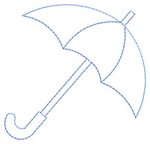 Umbrella Outline Cliparts Co