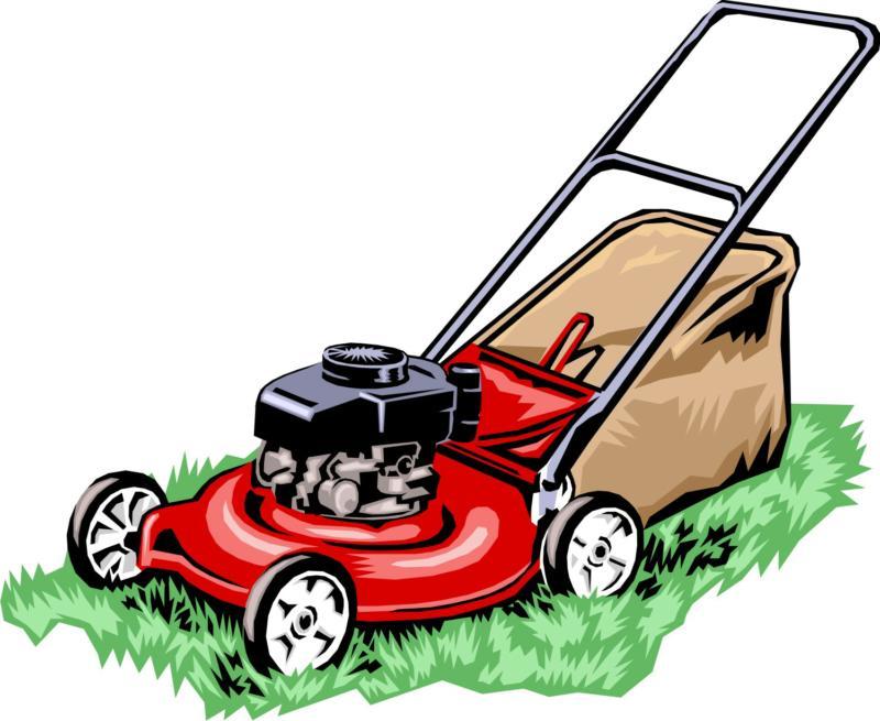 lawn care clip art
