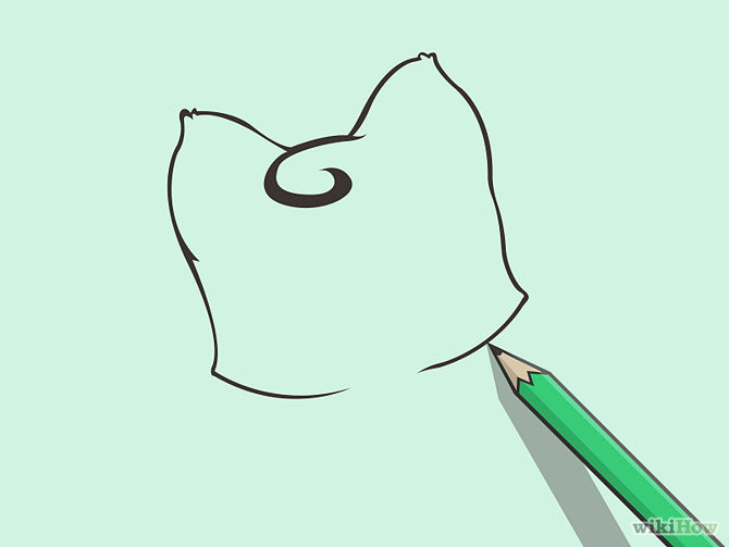 How To Draw An Anime Cat Cliparts Co