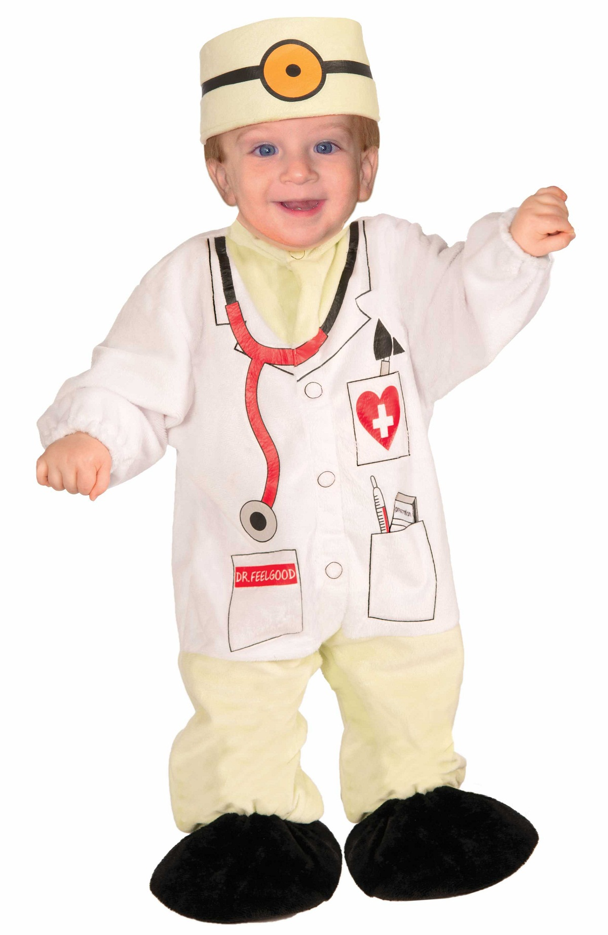 Kids Doctor Toddler Halloween Costume | $29.99 | The Costume Land
