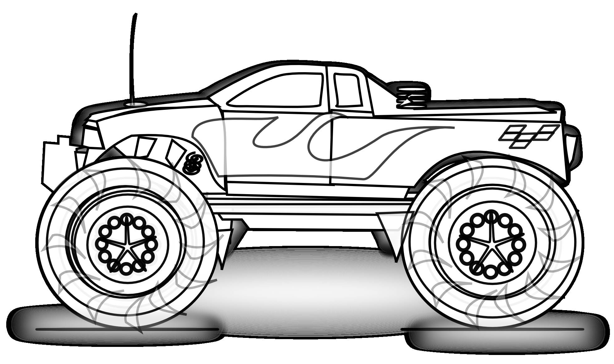 Co co coloring sheets free for kids - Co Colouring Pages For Truck Monster Truck Printable Coloring Pages Sheet Id 5831