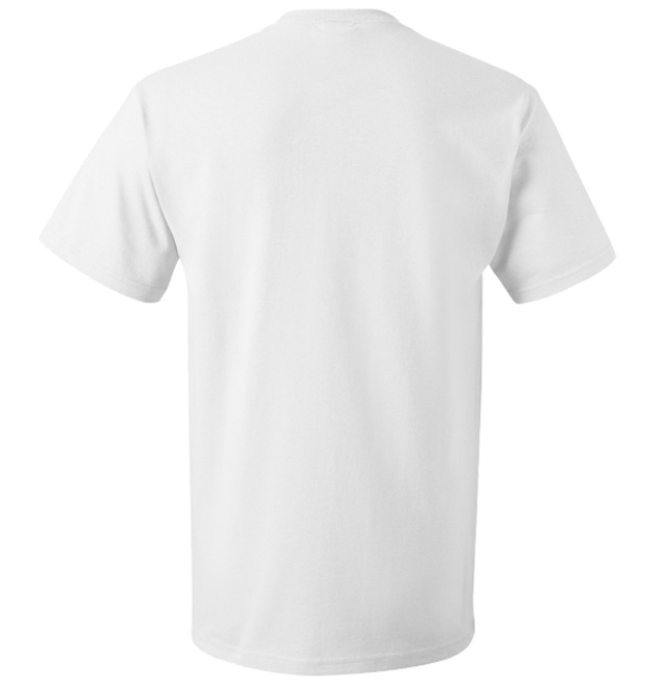 SMBInfluencer | SMBInfluencer White T-Shirt (Blank Back) | Online ...