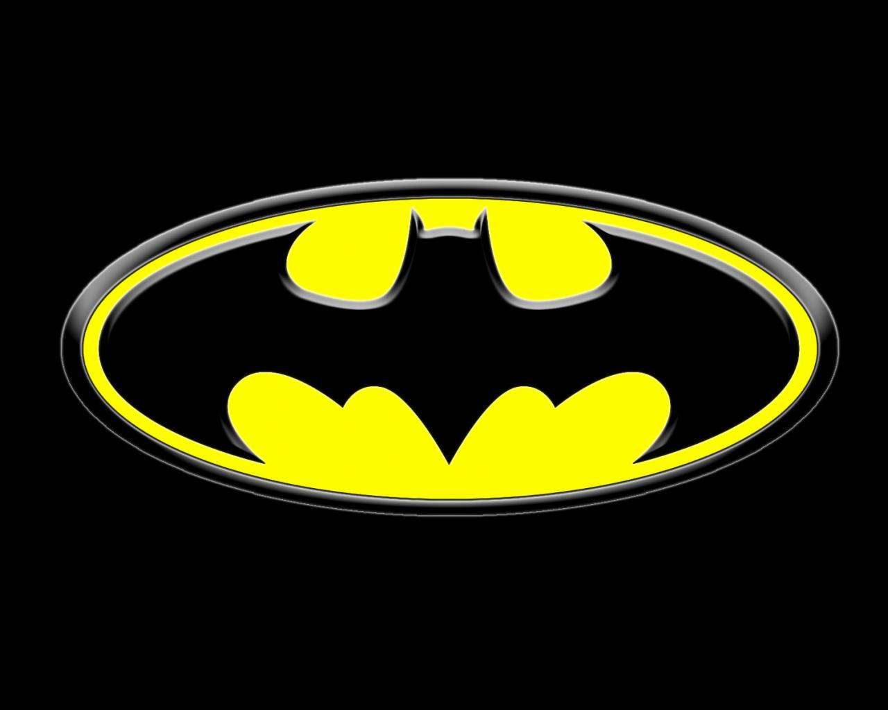 Batman Logo Wallpaper - Cliparts.co