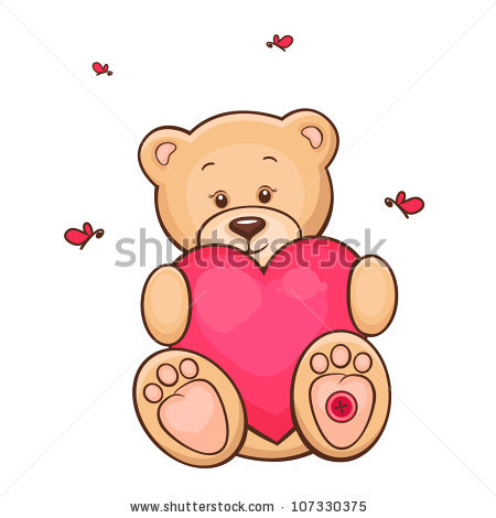Teddy Bear Drawing - Cliparts.co