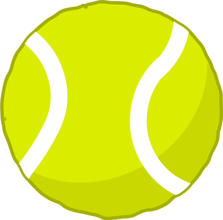 image tennis ball iconpng battle for dream island