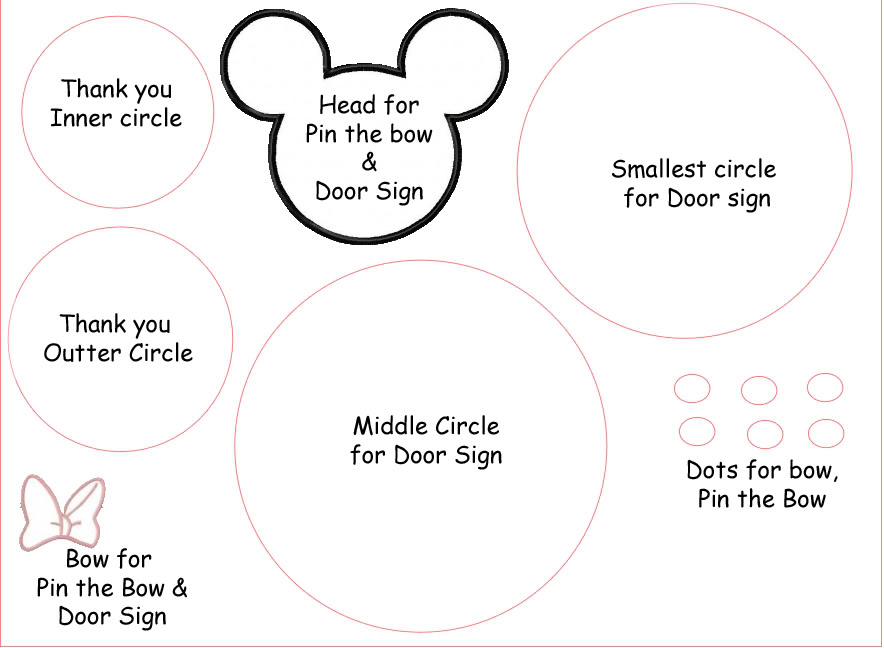 1000 Images About Parties On Pinterest Minnie Mouse