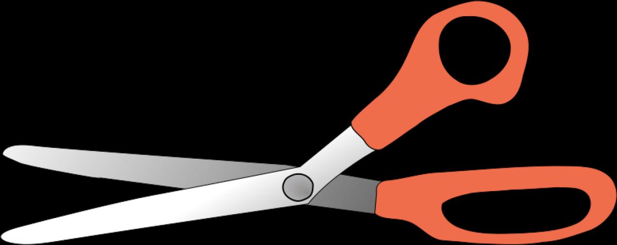clip art scissor line - photo #40