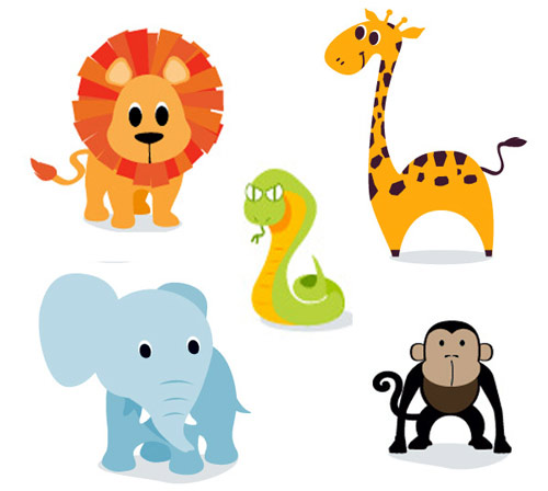 jungle baby clipart free - photo #34