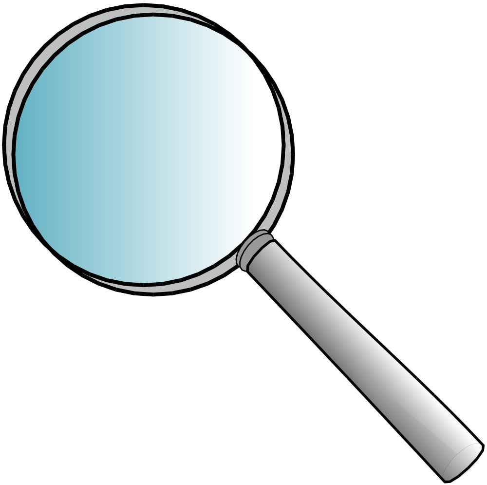 looking magnifying glass clipart rh worldartsme com magnifying glass clipart free magnifying glass clipart image