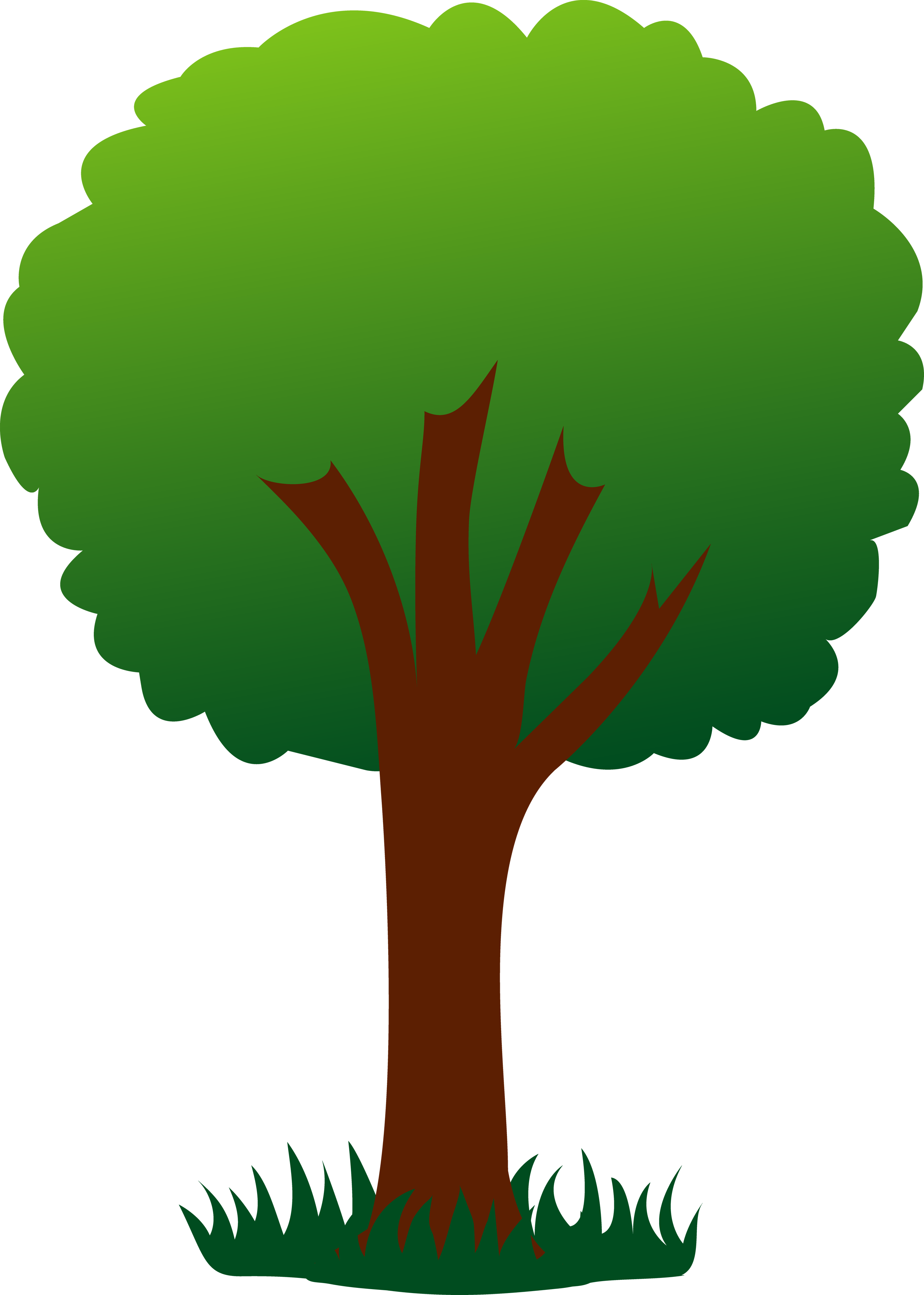 Cartoon Trees Pictures - Cliparts.co