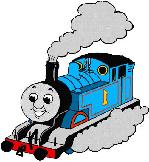 Thomas The Train Clipart Thomas the train clip art  Clipart Panda - Free Clipart Images