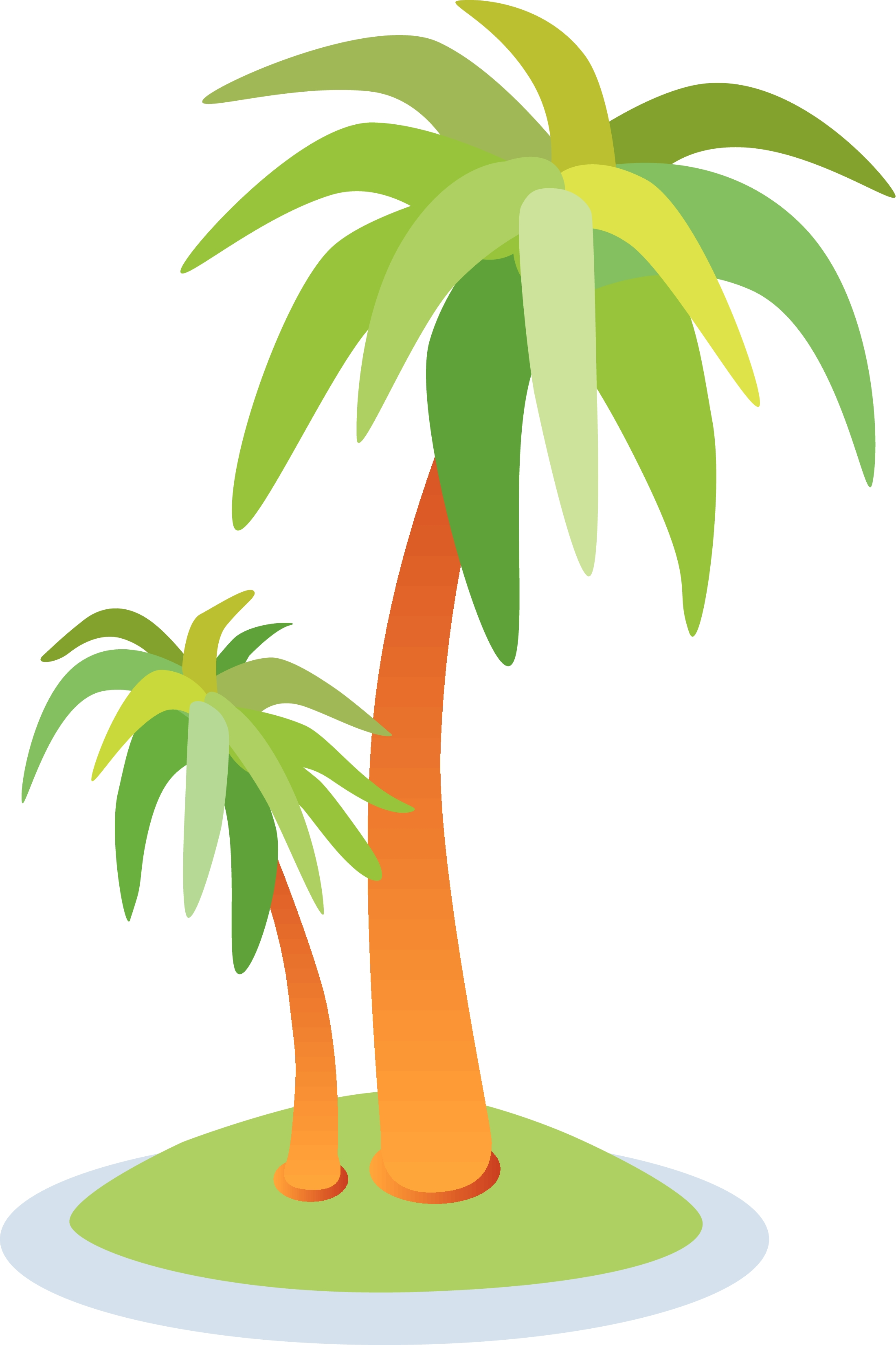Palm Trees Picture - Cliparts.co