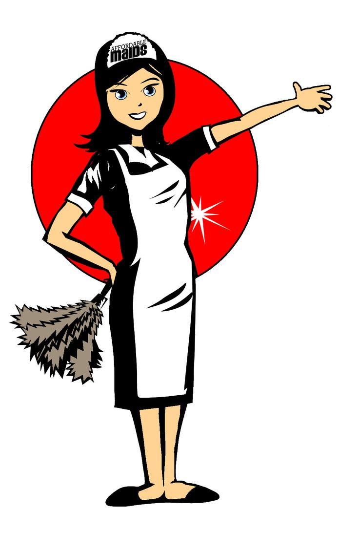 House Cleaning Clipart...
