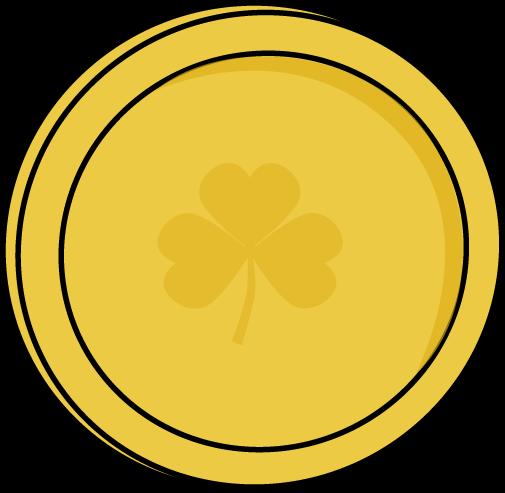 Gold Coin Clip Art - Cliparts.co