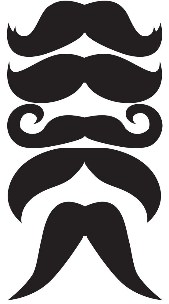 photo regarding Lorax Mustache Printable known as Mustaches Template // The Lorax University // Dr Seuss