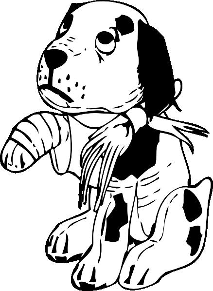 Broken Foot Cartoon - Cliparts.co