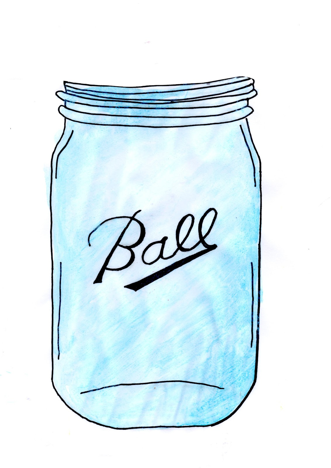 Mason Jar Clip Art - Cliparts.co