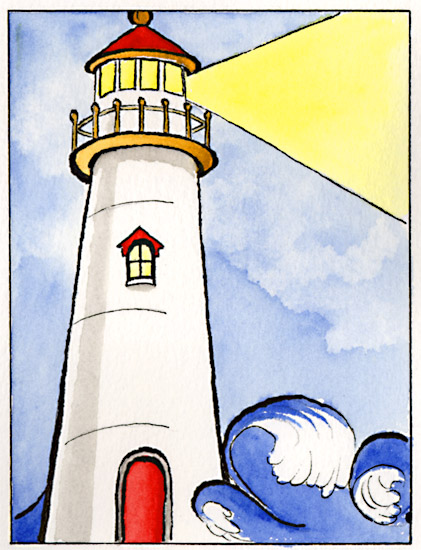 Free Lighthouse Clipart - Cliparts.co