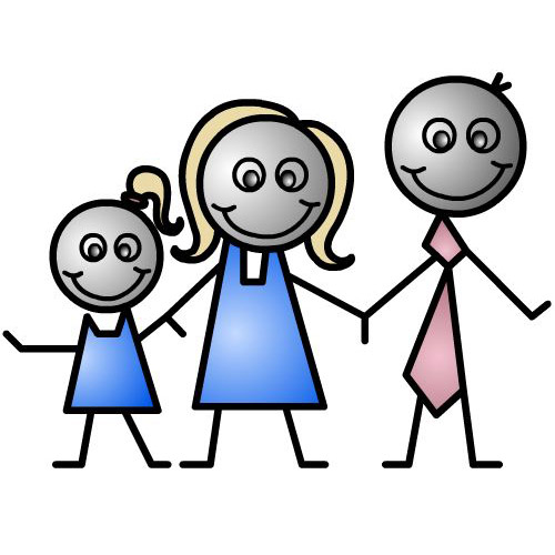 Clipart Of Family Members - ClipArt Best