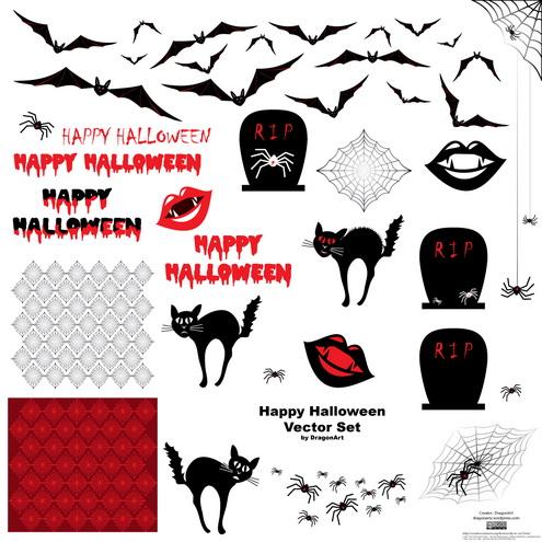 Halloween Vector - Cliparts.co