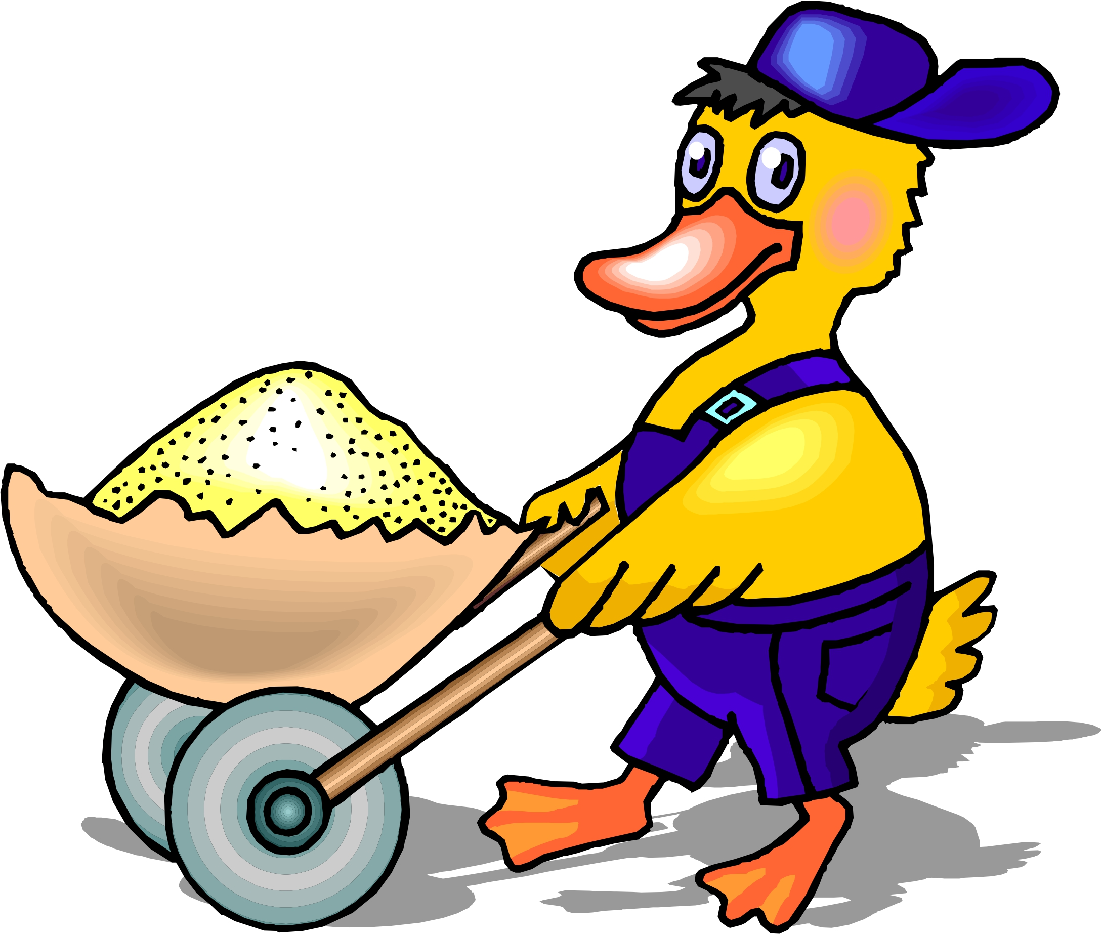 Cartoon Ducks | Page 3 - ClipArt Best - ClipArt Best