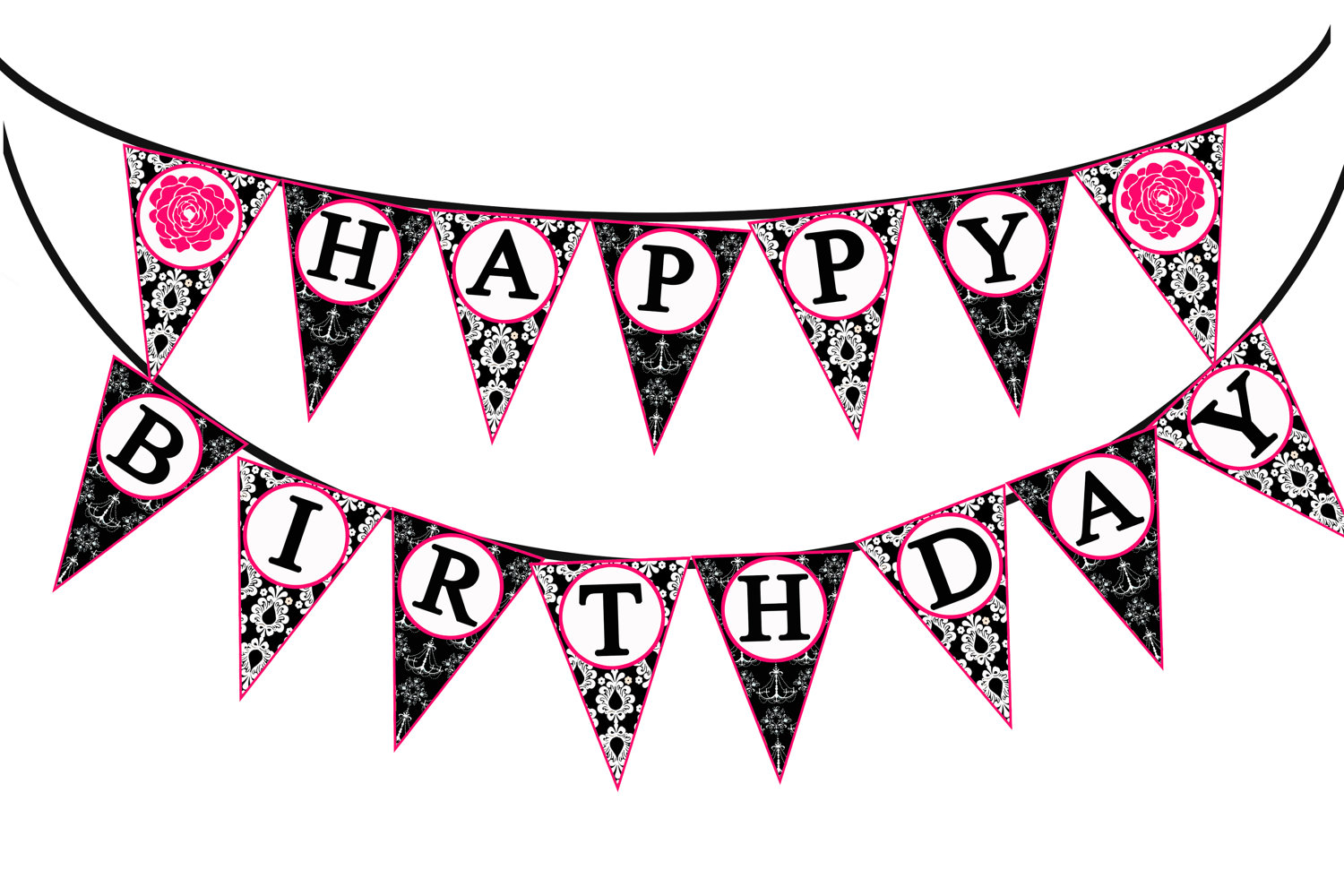 Birthday Banner Clipart - Cliparts.co