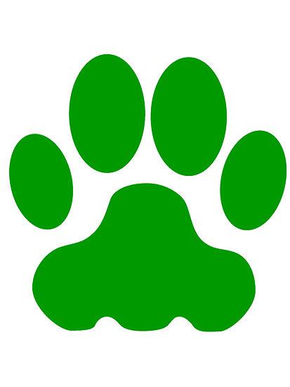 Cat Paw Print Clip Art - Cliparts.co