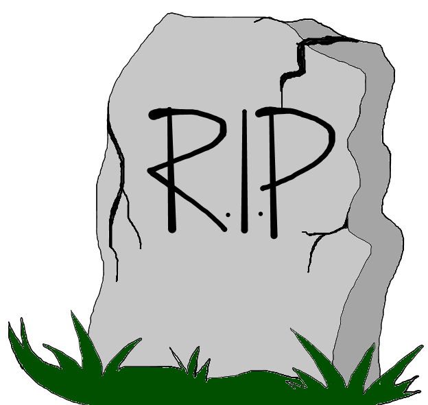 Rip Tombstone Clipart - Cliparts.co