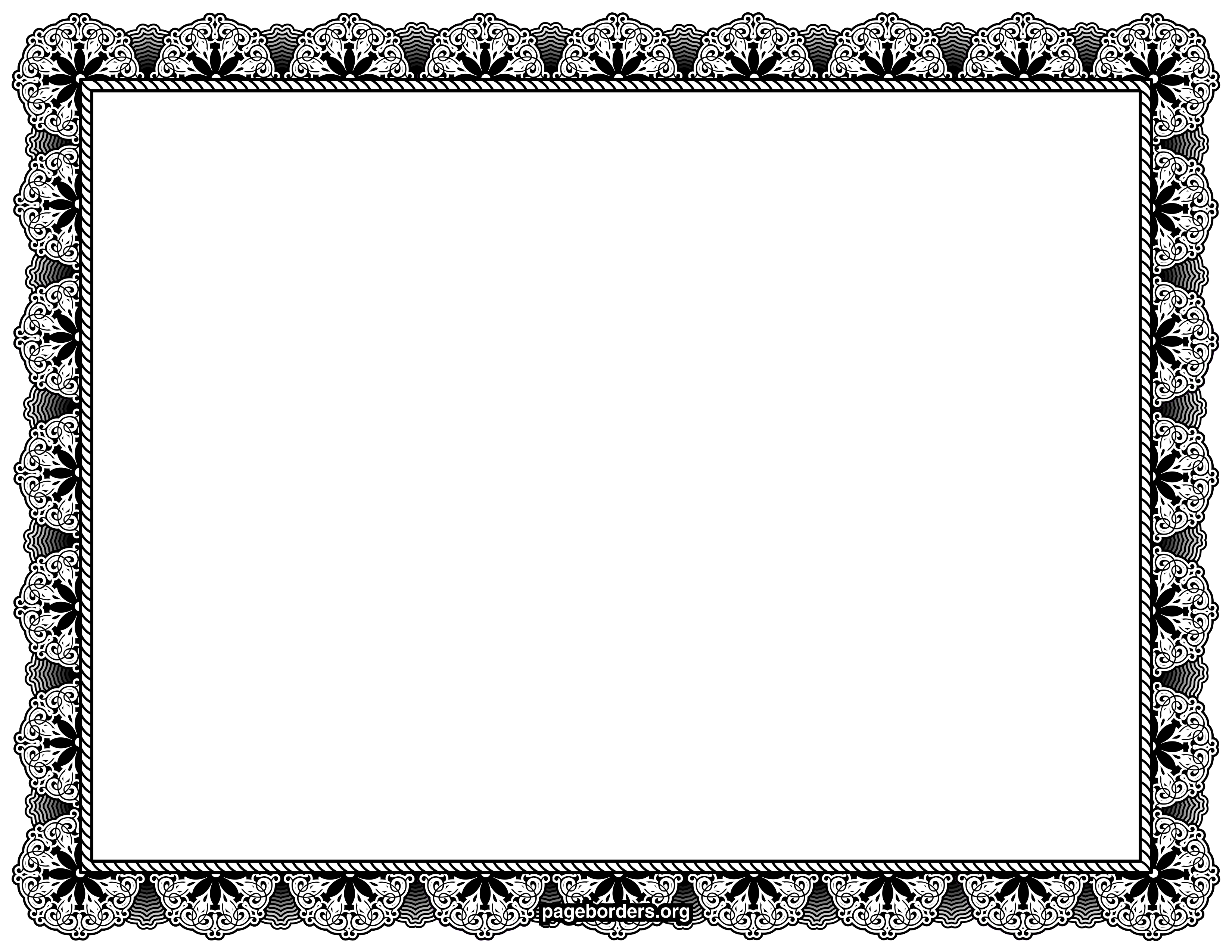 Related Pictures Certificate Borders Borders Gift Certificates ...