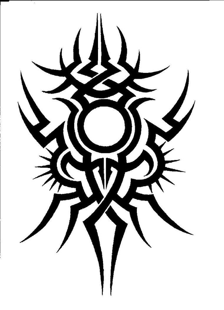1e36cda630c83 More Tribal Tattoo Design Fun By GappsY On DeviantART - Cliparts.co