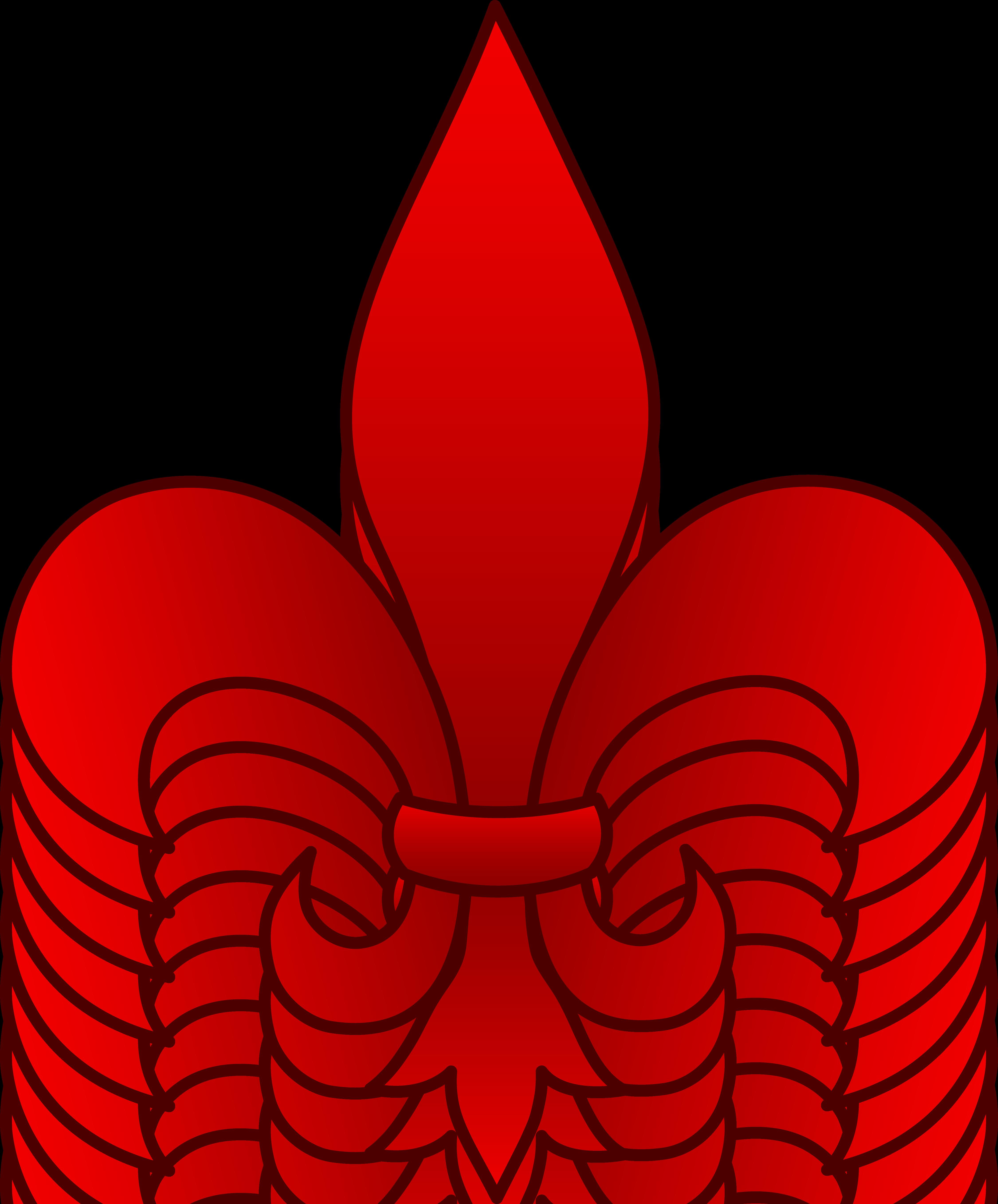 Clip Art Fleur De Lis - Cliparts.co