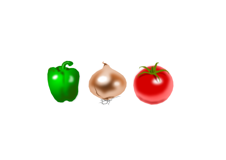 free vector vegetables clipart - photo #31