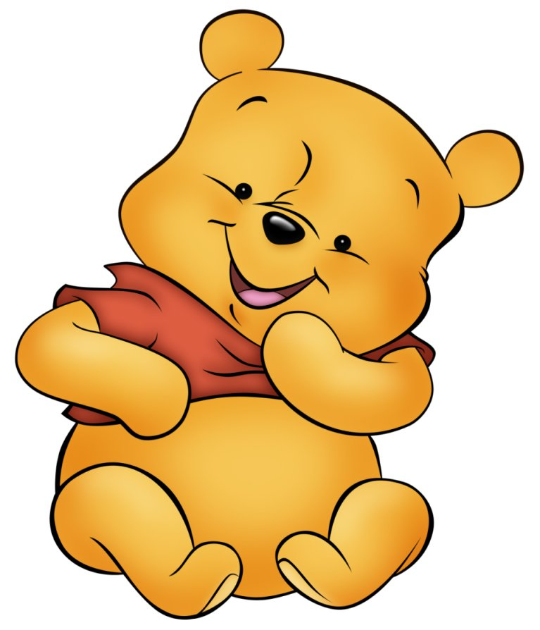 Baby Winnie Pooh Clip Art - Imagui - Cliparts.co