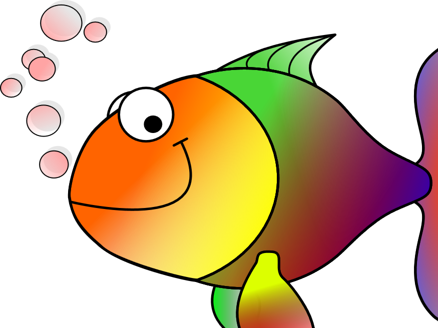 One Fish Two Fish Clip Art - Cliparts.co