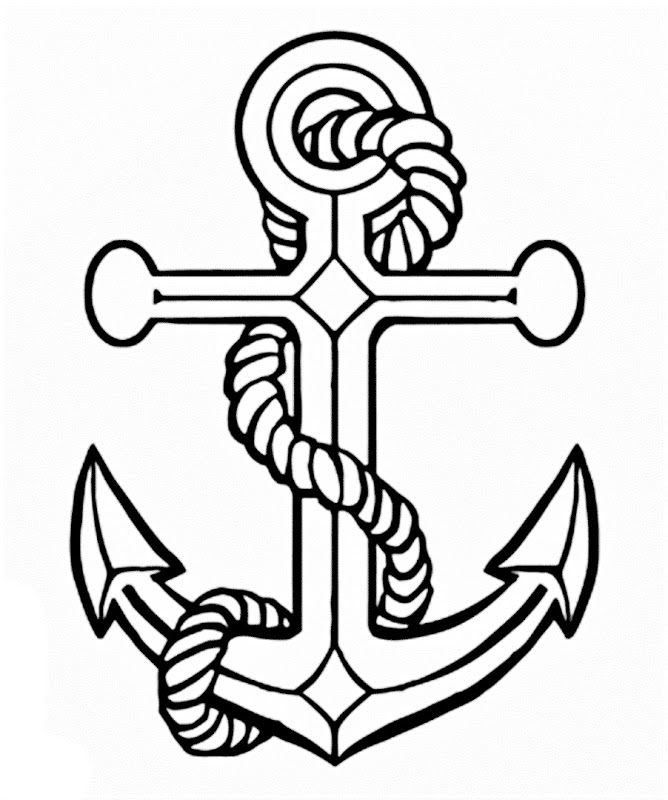 Navy Anchor Clip Art