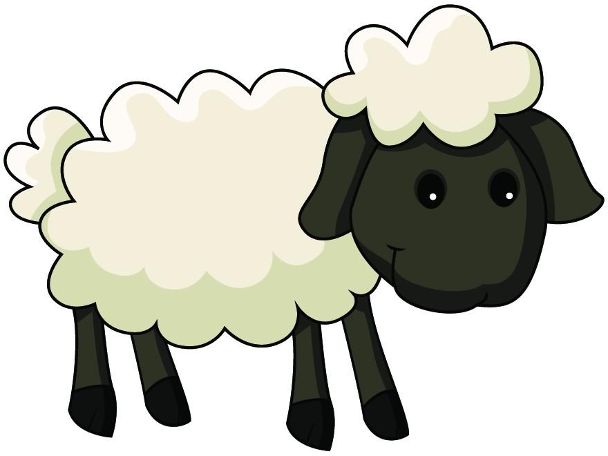 lamb clip art cartoon - photo #8