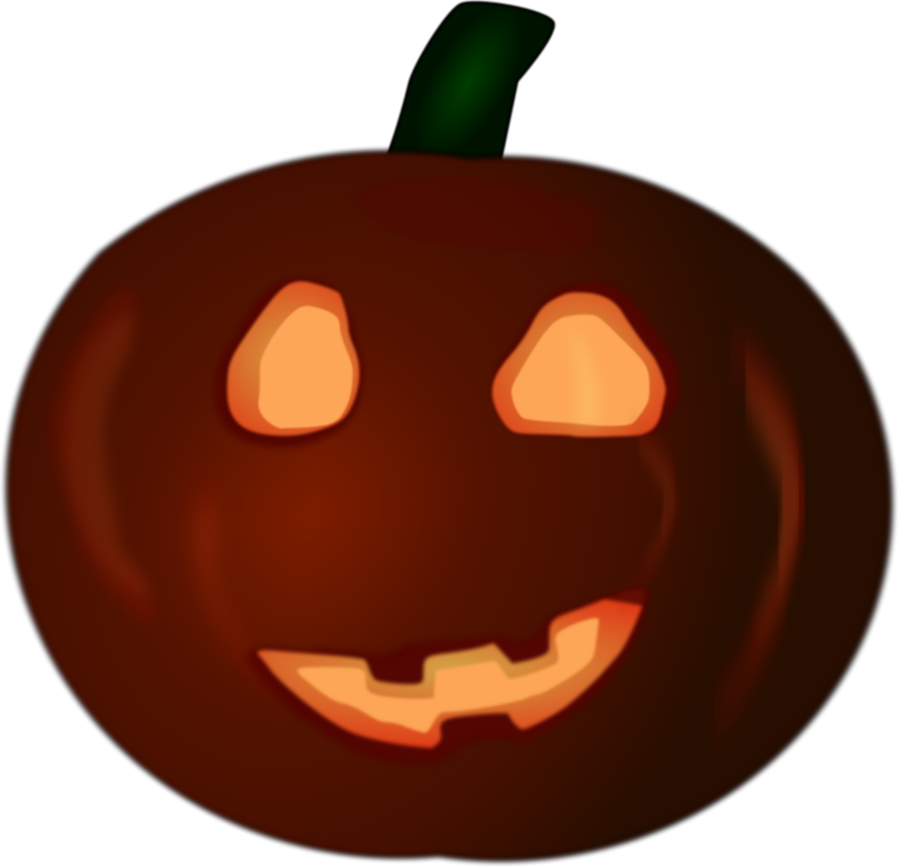 Halloween Pumpkin large 900pixel clipart, Halloween Pumpkin design ...